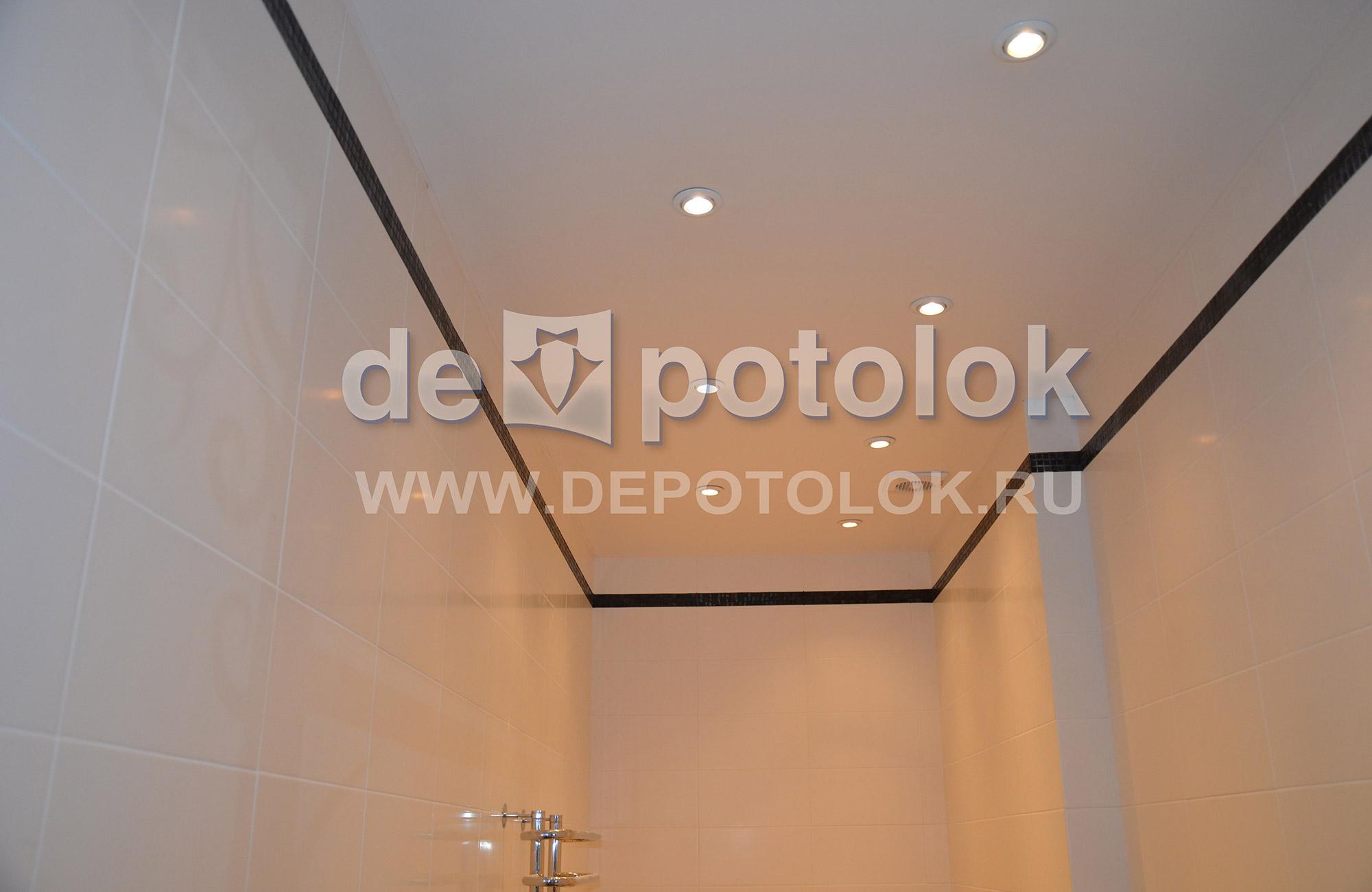 Натяжные потолки Descor от немецких производителей в России